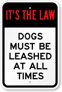Dog Bites Leash Laws Vicious Dogs: Negligence Per Se Claims